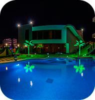 Бесплатный бассейн